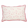 On Sale Pretty with Pink Quilted Pillow Sham