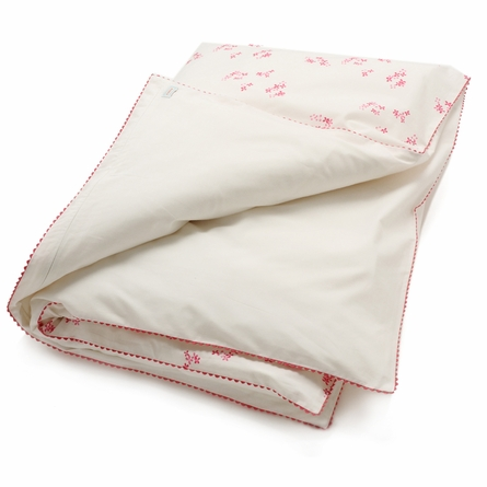 Pretty with Pink Twin Duvet Cover
