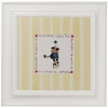 Primary Circus Dog Juggling Art Print