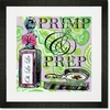 Primp and Prep Framed Art Print