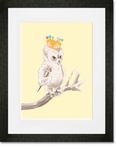 Prince Phillip Framed Art Print