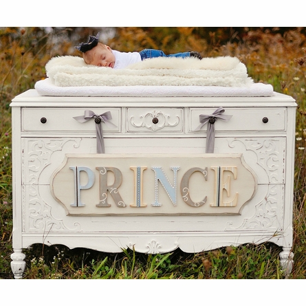 Prince Wall Plaque