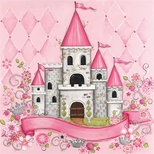 Princes & Princesses Canvas Art