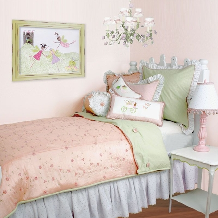 Princess Bed Skirt