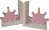 Princess Crown Bookends