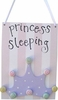 Princess Doorhanger
