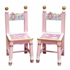 Princess Extra Chair - Set of 2