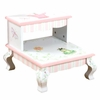 Princess & Frog Crown Step Stool