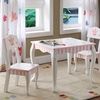 Princess & Frog Table Set with 2 Chairs