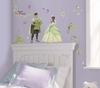 Princess & the Frog Peel & Stick Wall Decal