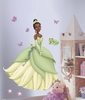 Princess Tiana Giant Peel & Stick Wall Decal