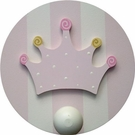 Princess Wall Peg - Set of Two