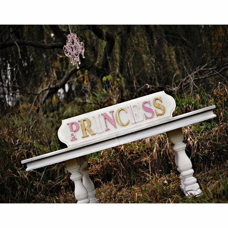 Princess Wall Plaque