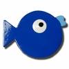 Puffer Fish Dark Blue Drawer Pull