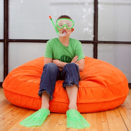 Pumpkin Junior Cocoon Saxx Bean Bag