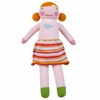 Pumpkin Knit Doll
