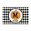 Pumpkin Personalized Placemat