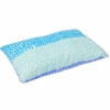 Purl Blue Cloth Pillow