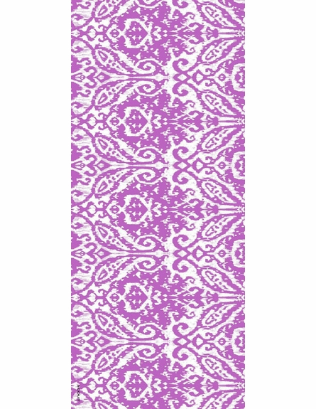 Purple Rain Floor Mat