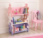 Puzzle Book Shelf - Pastel