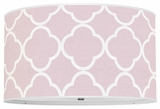 Quatrefoil Light Pink