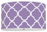 Quatrefoil Purple