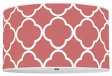 Quatrefoil Red