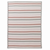 Quick Ship! Multi-Stripe Blossom Knit Blanket