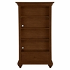 Quick Ship myHaven Bookcase in Antique Cherry