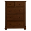 Quick Ship myHaven Chest in Antique Cherry