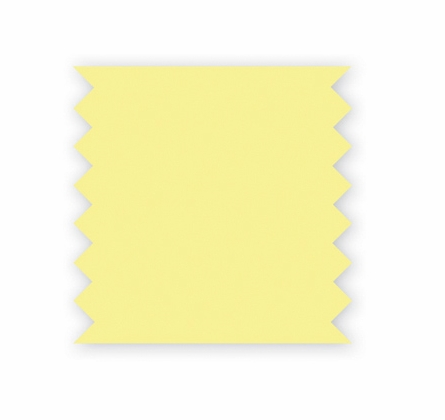 Quick Ship! Solid Yellow Fitted Crib Sheet