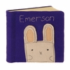 Rabbit Felt Applique Personalized Photo Album