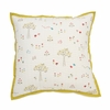 Rabbit Patch Quilted Decorative Pillow Cover
