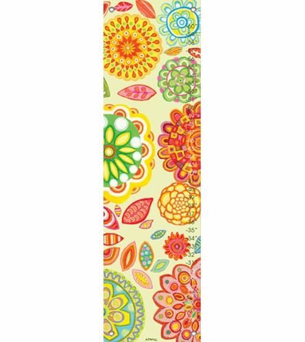 Radiant Flowers Growth Chart