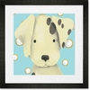 Radley the Dalmatian Framed Art Print