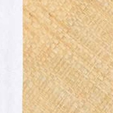 Raffia with White Trim - C $(+121.90)