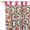 Ragamuffin in Pink Curtain Panels - Set of 2