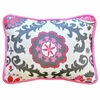 Ragamuffin in Pink Throw Pillow