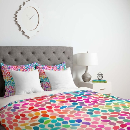 Rain 8 Lightweight Duvet Cover