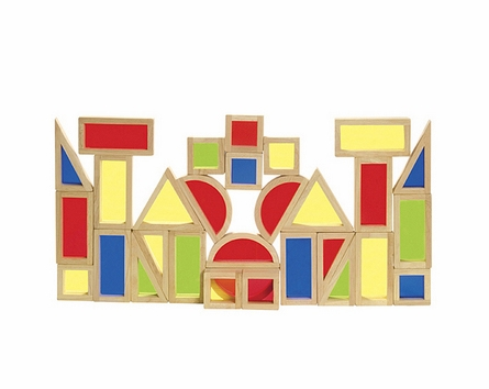 Rainbow Blocks Set