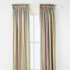 Rainbow Stripe Window Panel