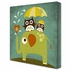 Rainy Day Fun Canvas Reproduction