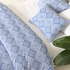 Ramala French Blue Duvet Cover