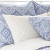 Ramala French Blue Euro Sham