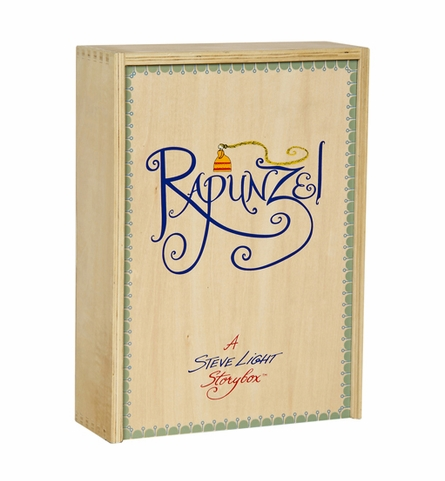 Rapunzel Storybox