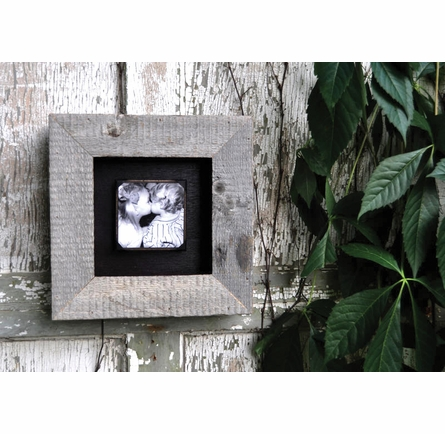 Reclaimed Wood Single Picture Frame