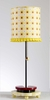 Red and Yellow Ladybug Stick Lamp