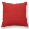 Red Basic Elements Pillow