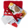Red Chicks Burp Cloth