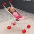 Red Darling Doll Stroller